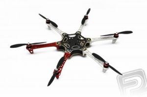 Hexacopter F550 ARF KIT